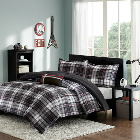 Home Essence Teen Shawn Printed Comforter Bedding Set ()