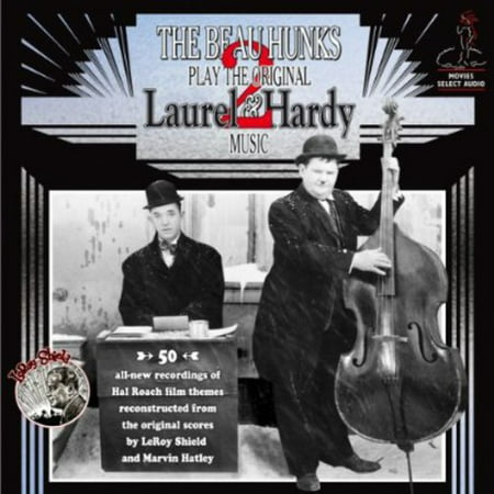 Play the Original Laurel & Hardy Music 2 - Play Halloween Soundtrack