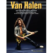 Van Halen - Easy Guitar with Riffs and Solos (with Tab) - eBook