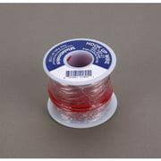 Miniatronics 48-185-01 Wire 18ga sgl 100' red