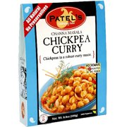 Patel's Chickpea Curry Tomato Sauce, 9.9 oz (Pack of 10)