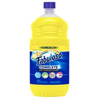 Fabuloso Complete All-Purpose Cleaner, Sparkling Citrus - 48 fl oz