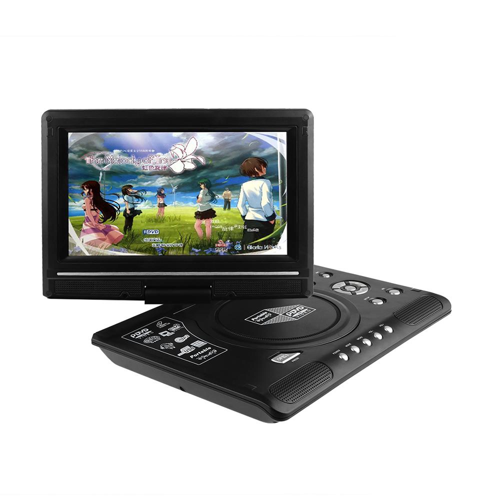 "LemonBest 9.8"" LCD Display DVD Player Portable TV Game Pl..."