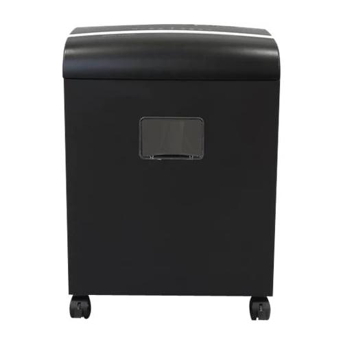 Sentinel - 12-Sheet Microcut Paper Shredder - Black