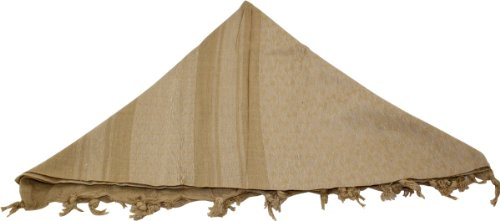 Image of Bushcraft Shemagh Sand CB224S Multi-Colored