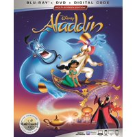 Aladdin (Signature Collection) (Blu-Ray + DVD + Digital Copy)