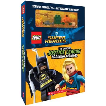Official Factory Service Manual (The Official Justice League Training Manual (Paperback))