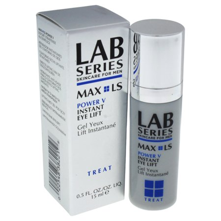 Max LS Power V Instant Eye Lift by Lab Series for Men - 0.5 oz Treatment