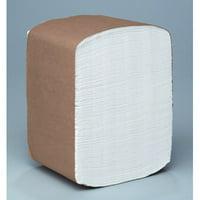 Scott Full-fold Dispenser Napkins, 1-ply, 12 X 17, White,250/pack KCC98730