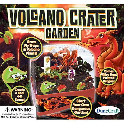 DuneCraft Volcano Crater Garden