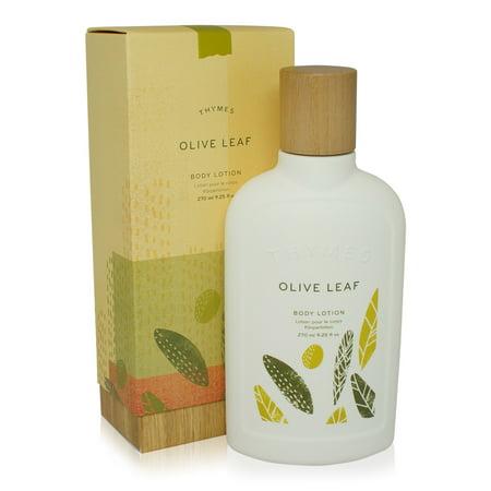 Thymes Olive Leaf Body Lotion, 9.25 Oz