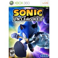 Sonic Unleashed, SEGA, XBOX 360, 00010086680294