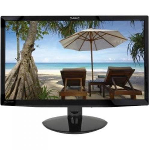 "Planar Systems 20.1"" LED Widescreen Monitor (PLL2010MW Black)"