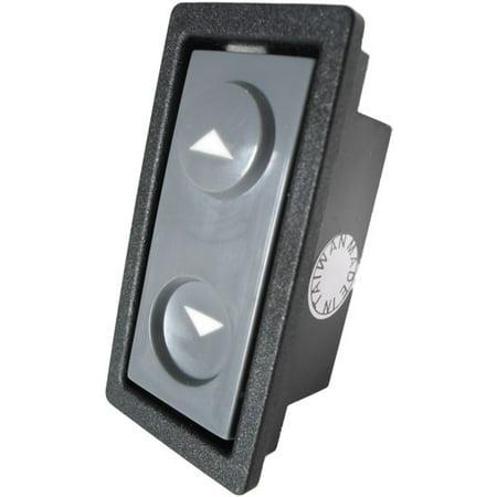 Chevrolet C1500 C2500 C3500 K1500 K2500 K3500 Pickup Passenger Power Window Switch 1990-1994 (1990 1991 1992 1993 1994) (electric control panel lock button auto driver passenger door) (K2500 Door)