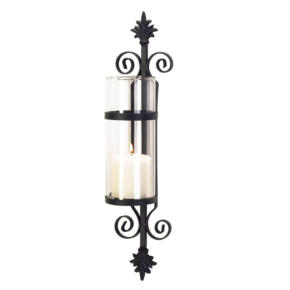 Wall Sconce Candle, Decorative Modern Wall Sconce Candle Holder by Gallery of Light