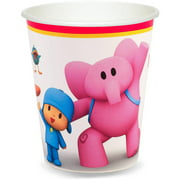 Pocoyo 9 oz Paper Cups, 8pk