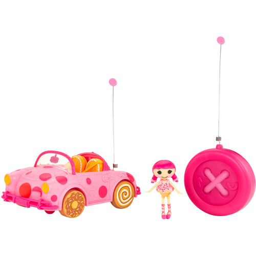 Mini Lalaloopsy Silly Fun House Rc Cruis
