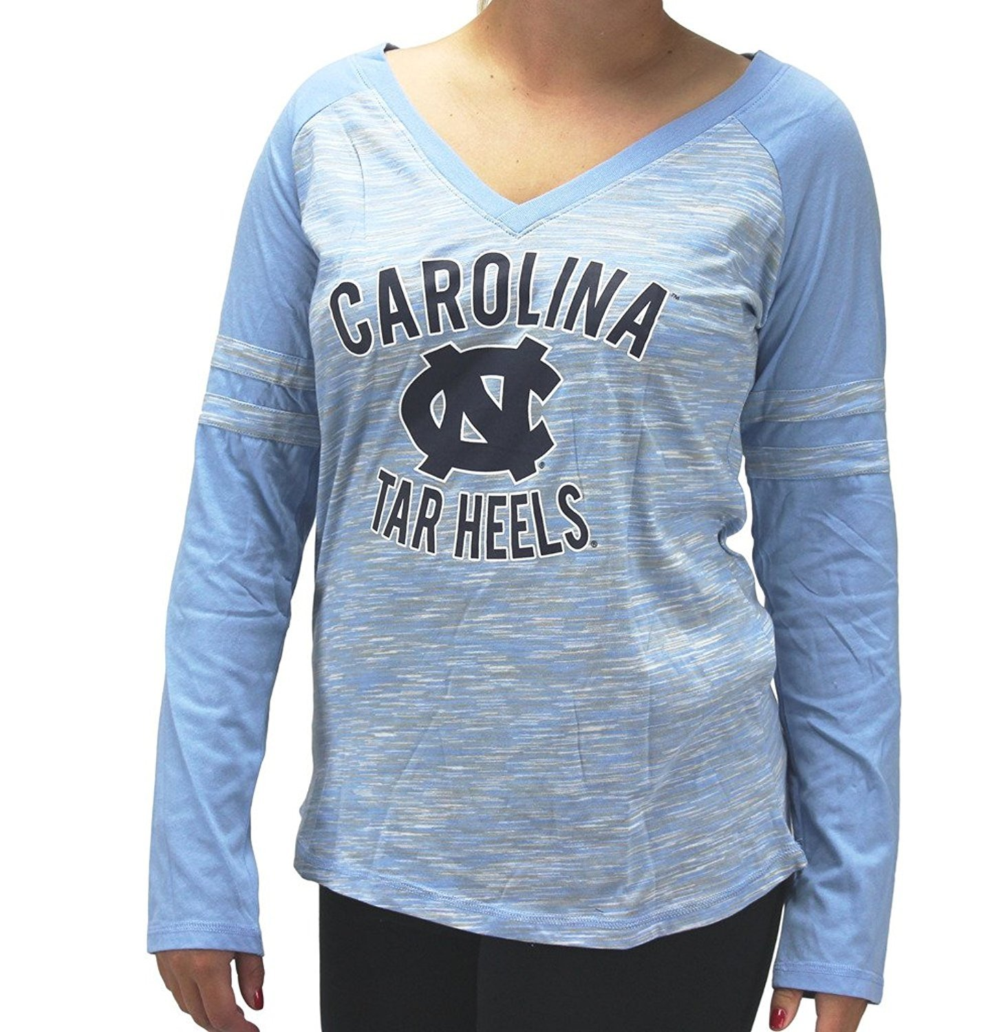 Creative Apparel Women' s North Carolina Tarheels UNC Long Sleeve T-Shirt by Creative Apparel Concepts