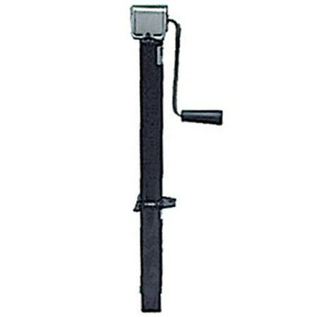 BAL 29025 Sidewind A-Frame Trailer Tongue Jack, 2,000 lb