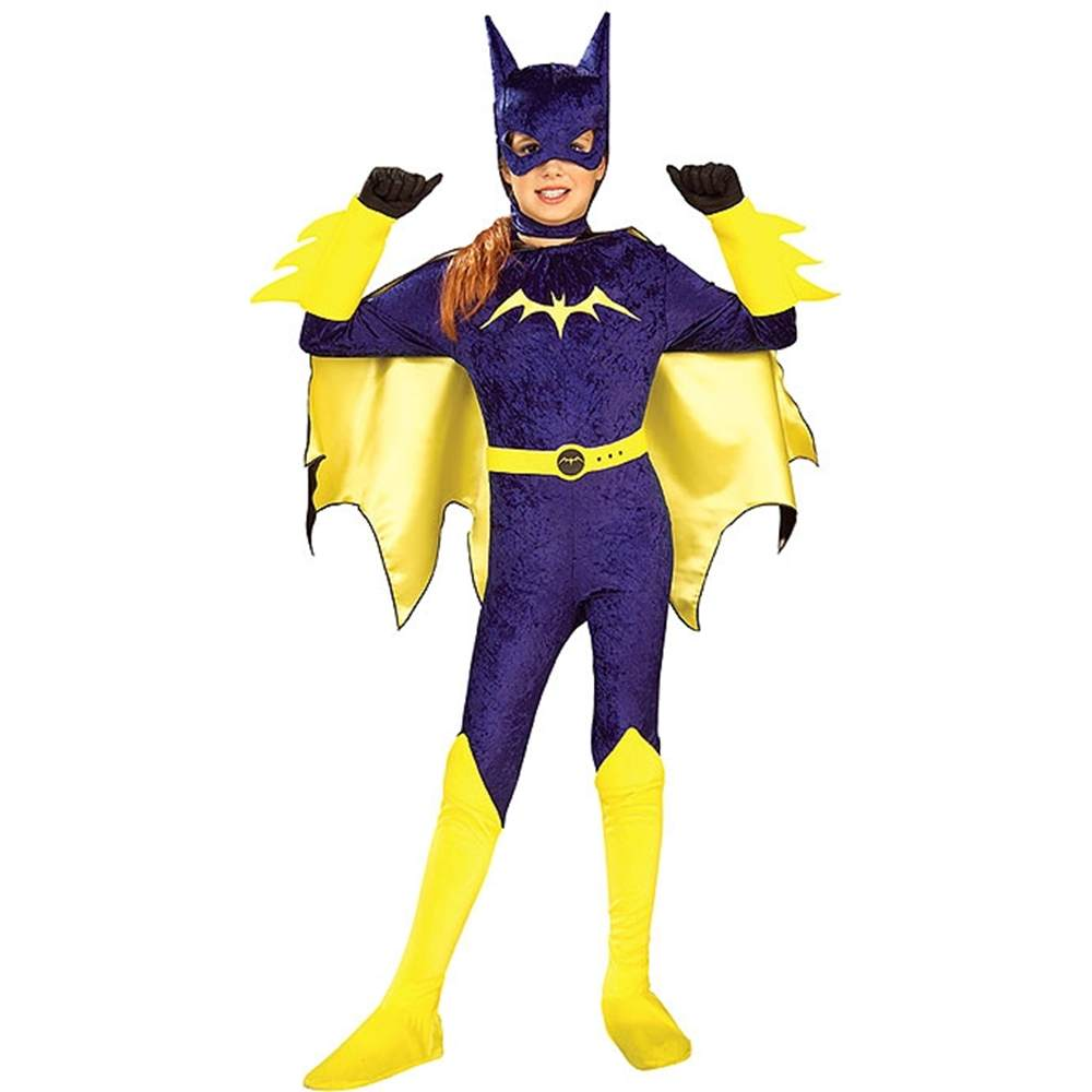 Batgirl Kids Costume