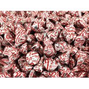 Hersheys Kisses Candy Cane Christmas Edition 2 Pounds Approx. 190 Kisses