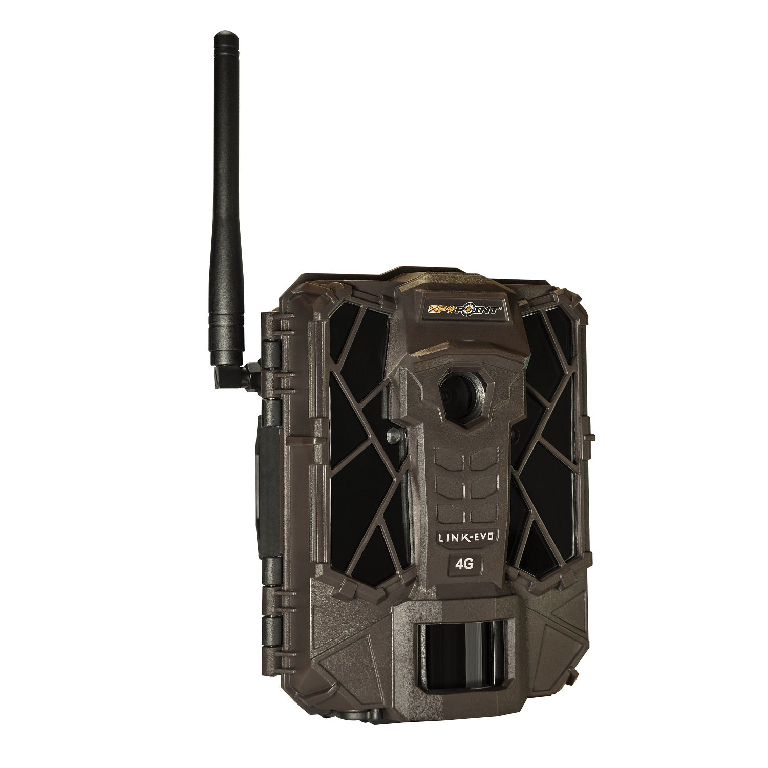 Spypoint 4G Cellular AT&T HD 12MP Low Glow IR Game Trail Camera - LINK-EVO