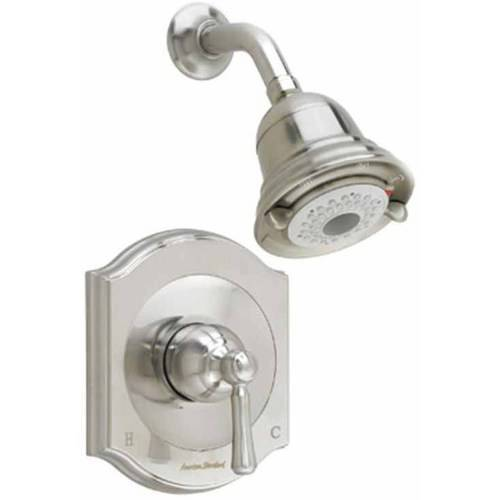 American Standard T415.501.002 Portsmouth Flowise Shower Trim Kit Only with Metal Lever Handle, Available in Various Colors