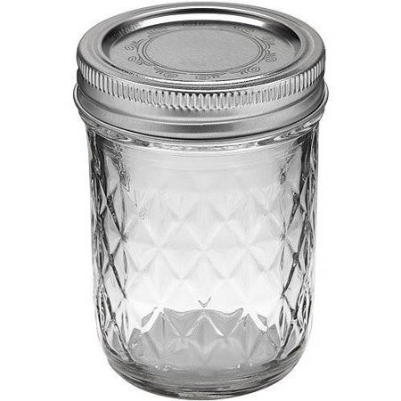 Ball 24-Count 8-Ounce Jelly Jars with Lids and Bands - Pokemon Jelly Jars