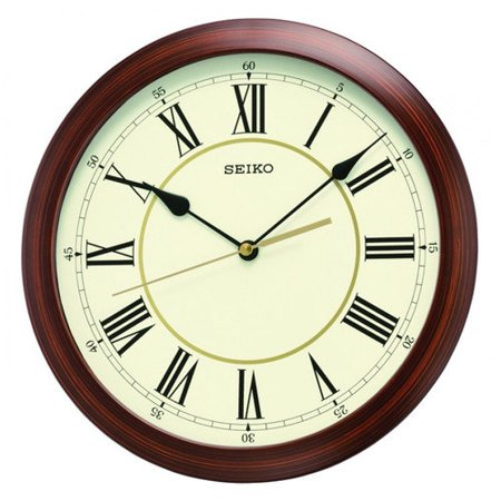 "Seiko Tiber 11"" Wall Clock"