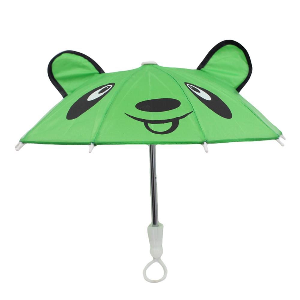 New Fashion Umbrella Accessories For 18 inch American Girl /Baby Born Dolls Handmade