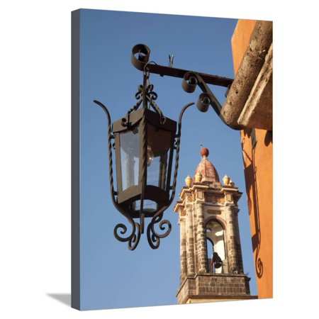Church of the Immaculate Conception, San Miguel De Allende, Mexico Stretched Canvas Print Wall Art By John & Lisa (Church Of The Immaculate Conception San Diego)