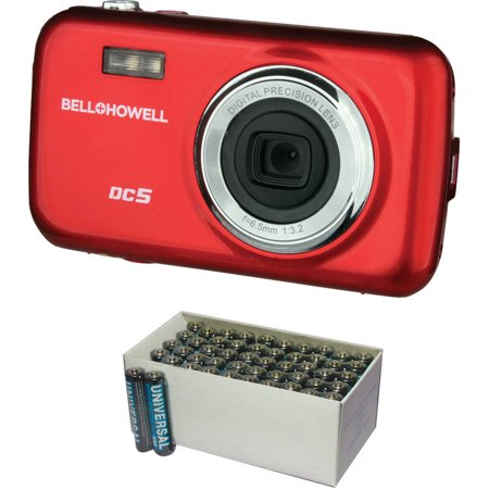 Bell+Howell Red Fun-Flix DC5 Kid