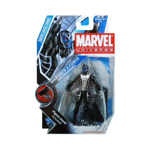 Marvel Universe 3 34 Marvels X-Force Archangel Action Figure Exclusive - image 1 of 1