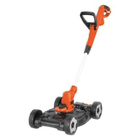 "Black & Decker MTE912 3-N-1 6.5 Amp String Trimmer, Edger & 12"" Mower by Stanley Black & Decker"