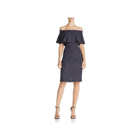 Eliza J Womens Off-The-Shoulder Ruffle Special Occasion - Special Occasion Dresses For Tweens