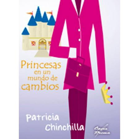 Princesas en un mundo de cambios - eBook