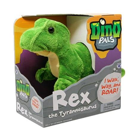 Dino Pals Rex Mechanical Dinosaur - Dino Rex