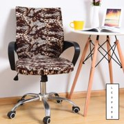Spandex Cover Office Computer Chair Cover Stretch Rotate Swivel Chair Covers