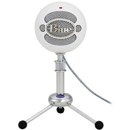 Blue Microphones Snowball USB Microphone with Stand