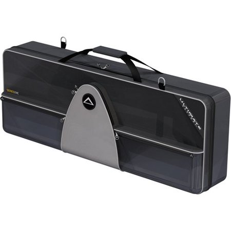 ultimate support systems carrying case for musical keyboard black bump resistant dobby. Black Bedroom Furniture Sets. Home Design Ideas