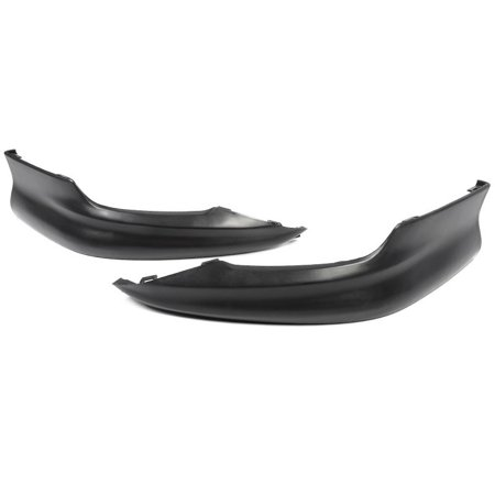 Replacement Front Lower Chin Spoiler Valance Left & Right Toyota Corolla S (Left Lower Fairing Body)