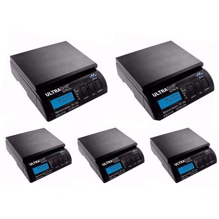My Weigh Ultraship 75 Lb (Ultra-75) Electronic Digital Shipping Scales
