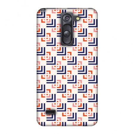 finest selection 008ed bd610 LG G3 Stylus D690 Case - Connectors, Hard Plastic Back Cover. Slim Profile  Cute Printed Designer Snap on Case with Screen Cleaning Kit