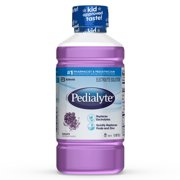 Best Electrolytes - (4 pack) Pedialyte Electrolyte Solution, Hydration Drink, Grape Review