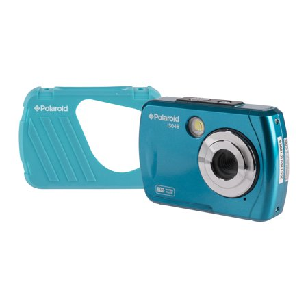 Polaroid 16MP Waterproof Instant Sharing Digital Camera - Walmart.com