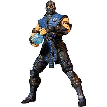 Mortal Kombat X Sub-Zero Deluxe Action - Mortal Kombat Swords