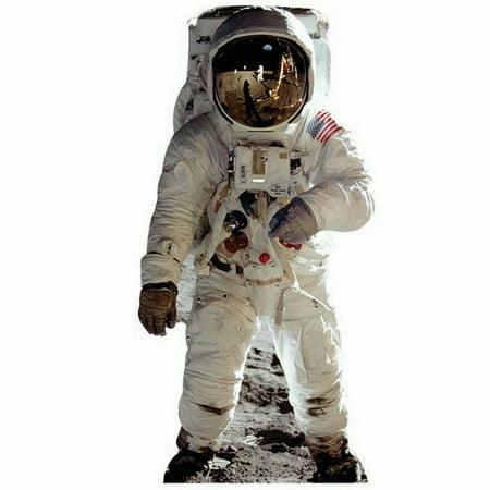 Stand Up Photo Cutouts (H69301 Astronaut Cardboard Cutout)