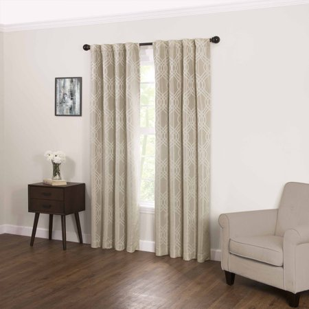 Eclipse Zana Trellis Fashion Blackout Curtain