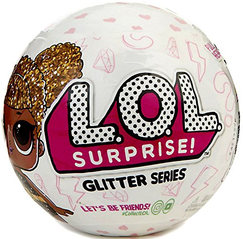 Glitter Series LOL Dolls Lets Be Friends Glitter L.O.L Dolls Series 3 by
