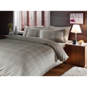 Brielle Rayon from Bamboo Twill Graph 3-piece Down Alternative Comforter Set Full/Queen